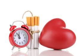 hút thuốc gây bệnh tim mạch
