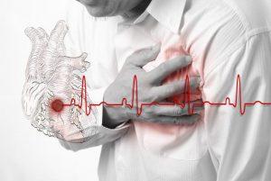 đau tức ngực là dấu hiệu cản báo bệnh tim